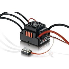 Hobbywing HWI30109002  Hobbywing 1:8 QuicRun Waterproof 8BL150 Brushless ESC