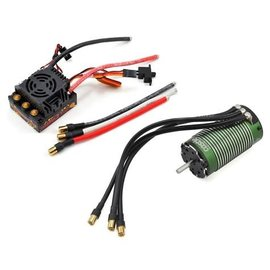 Castle Creations CSE010-0108-03  Mamba Monster 2 Waterproof 1/8 Scale Brushless Combo (2200Kv)