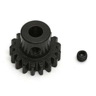 Team Associated ASC89514  Steel Pinion Gear, 15T, Mod 1, 5 mm shaft B3.1E & T3.1E