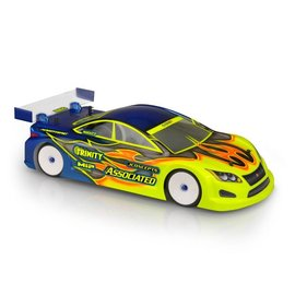 """J Concepts JCO0356  A1R """"A1 Racer"""" 190mm Touring Car Clear Body - Standard Weight"""