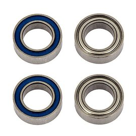 Team Associated ASC31404  FT Bearings, 6x10x3 mm  RC8B3, RC8T3, TC6