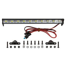 Team Associated ASC29274  XP 10 LED Aluminum Light Bar, 170 mm