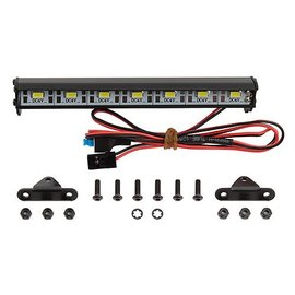Team Associated ASC29273  XP 7 LED Aluminum Light Bar, 120 mm