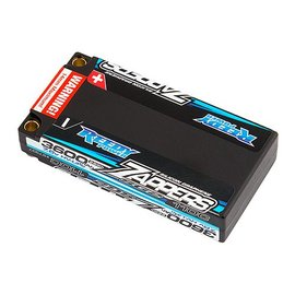 Team Associated ASC27337  Reedy Zappers SG2 3600mAh 110C 7.6V LP Shorty