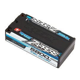 Team Associated ASC27336  Reedy Zappers SG2 5800mAh 80C 7.6V Shorty