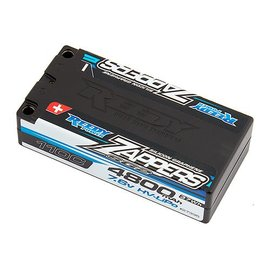Team Associated ASC27335  Reedy Zappers SG2 4800mAh 110C 7.6V Shorty