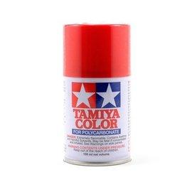 Tamiya TAM86002  PS-2 Lexan Spray Red 3 oz