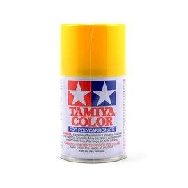 Tamiya TAM86006  PS-6 Lexan Spray Yellow 3 oz