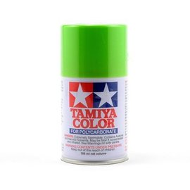 Tamiya TAM86008 PS-8 Polycarbonate Spray Light Green 3 oz
