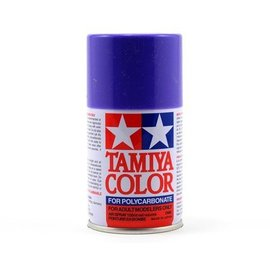 Tamiya TAM86010 PS-10 Polycarbonate Spray Purple 3 oz