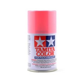 Tamiya TAM86011  PS-11 Polycarbonate Spray Pink 3 oz