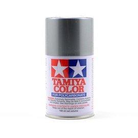 Tamiya 86012 PS-12 Polycarb Spray Silver 3 oz