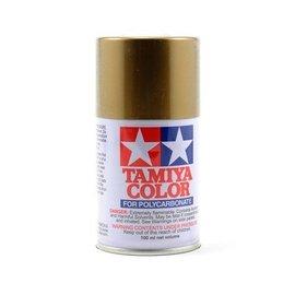 Tamiya TAM86013  PS-13 Lexan Spray Gold 3 oz