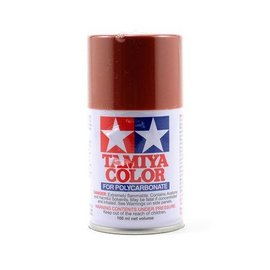 Tamiya TAM86014 PS-14 Polycarbonate Spray Copper 3 oz