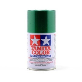 Tamiya TAM86017 PS-17 Polycarbonate Spray Metal Green 3 oz