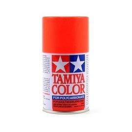 Tamiya TAM86020  PS-20 Lexan Spray Fluorescent Red 3 oz