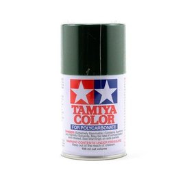 Tamiya TAM86022 PS-22 Polycarbonate Spray Racing Green Paint 3 oz