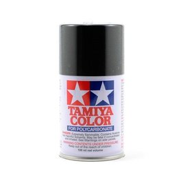 Tamiya 86023 PS-23 Polycarb Spray Gunmetal 3 oz