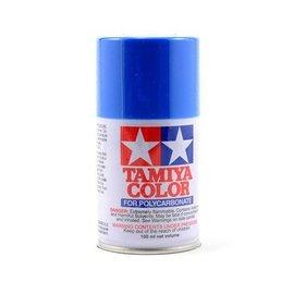 Tamiya 86030 PS-30 Polycarbonate Spray Brilliant Blue 3 oz