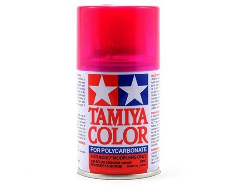 Tamiya tami 86040 ps40 translucent pink