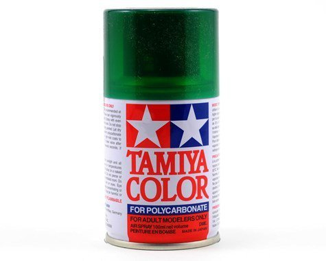 Tam86044 Ps 44 Polycarbonate Spray Translucent Green Paint 3 Oz