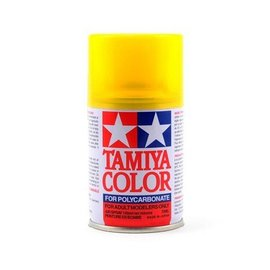 Tamiya 86042 PS-42 Polycarbonate Translucent Yellow 3 oz