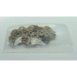 CRC CLN1382  1/8 E-clips-100 pieces WTF1, CK25 & GEN-X 10