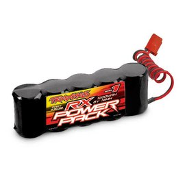 Traxxas TRA3036   Battery, RX Power Pack (5-cell flat style, NiMH, 1200mAh)