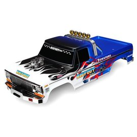 Traxxas TRA3653  Bigfoot® Flame Painted Body w/ Decals