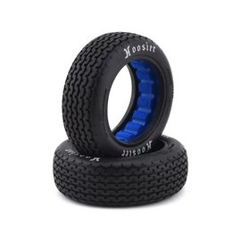 "Proline Racing PRO8275-02  Hoosier Super Chain Link M3 Dirt Oval 2.2"" 2WD Front Buggy Tires (2)"