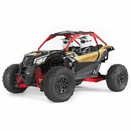 Axial Racing AXI90069  Yeti Jr. Can-Am Maverick X3 1/18 RTR 4WD Electric Rock Racer Buggy