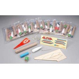 Estes EST1756 Alpha Educator Pack (12)