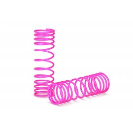 Traxxas TRA5857P  Progressive Springs Front Pink  Slash