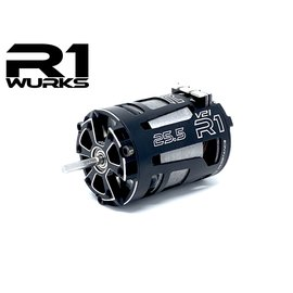 R1wurks R1020046A  Wurks 25.5T Brushless Motor V21 aligned sensor boards