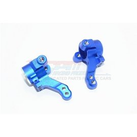 GPM Racing Products GT021B  Blue Aluminum Front Knuckle Arm Traxxas 4TEC 2.0