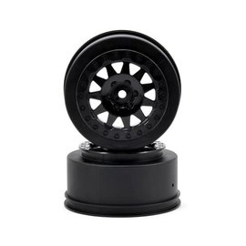 Proline Racing PRO2739-03 F-11 Short Course Wheels w/+3mm Offset (Black) (2)
