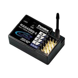 Futaba 7PX LE 2.4GHz Limited Edition T-FHSS SR Radio System w/ R334SBSE Receiver