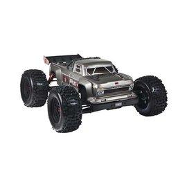 Arrma AR106032  Outcast 6S BLX Brushless RTR Monster Stunt Truck (Silver)