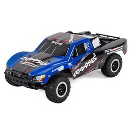 Traxxas TRA58076-24  Slash 1/10 VXL 2WD Brushless S.C Race Truck, w/ TSM and OBA