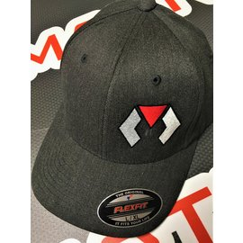 MOTIV MOV5061  MOTIV Flexfit Hat L/XL (Charcoal)