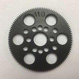 RW RWS110-B  RW Spur Gear 110T 64P Black