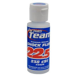 Team Associated ASC5424  22.5WT Silicone Shock Oil 2 oz