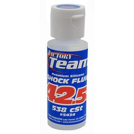 Team Associated ASC5434  42.5WT Silicone Shock Oil 2 oz