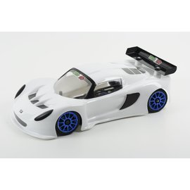 Mon-Tech Racing MB-018-012 Mon-Tech Racing LTS-GT 1/12 Body Clear