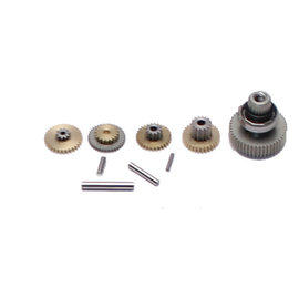 Savox SAVSGSC0252MG  Servo Gear Set w/ Bearings, for SC0252
