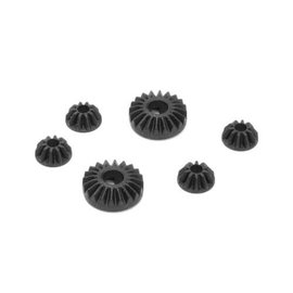 Tekno RC TKR6550P  Composite Differential Gear Set (internal gears only, EB410)