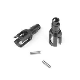 Tekno RC TKR6514  Differential Outdrives (f/r/c, lightened, EB410)