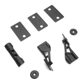 Tekno RC TKR6546  Wing Mount and Bumper (EB410)