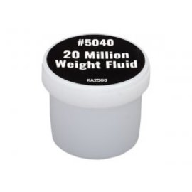 Traxxas TRA5040  Differential Oil (20M Weight) (Standard)