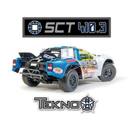 Tekno RC TKR5507  SCT410.3 1/10th 4WD Competition Short Course Truck
